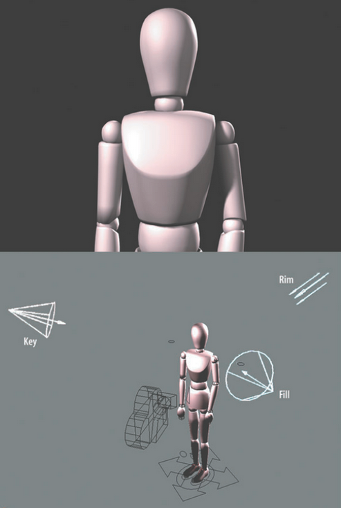 advanced maya texturing and lighting lanier lee